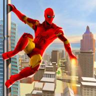 飞铁蜘蛛超级英雄