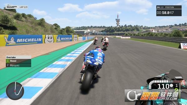 世界摩托大奖赛19(MotoGP19) STEAM正版分流下载