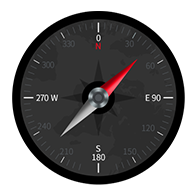 易经八字指南针app