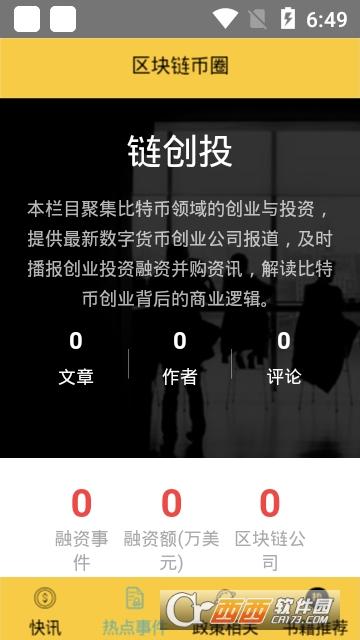 区块链币圈app