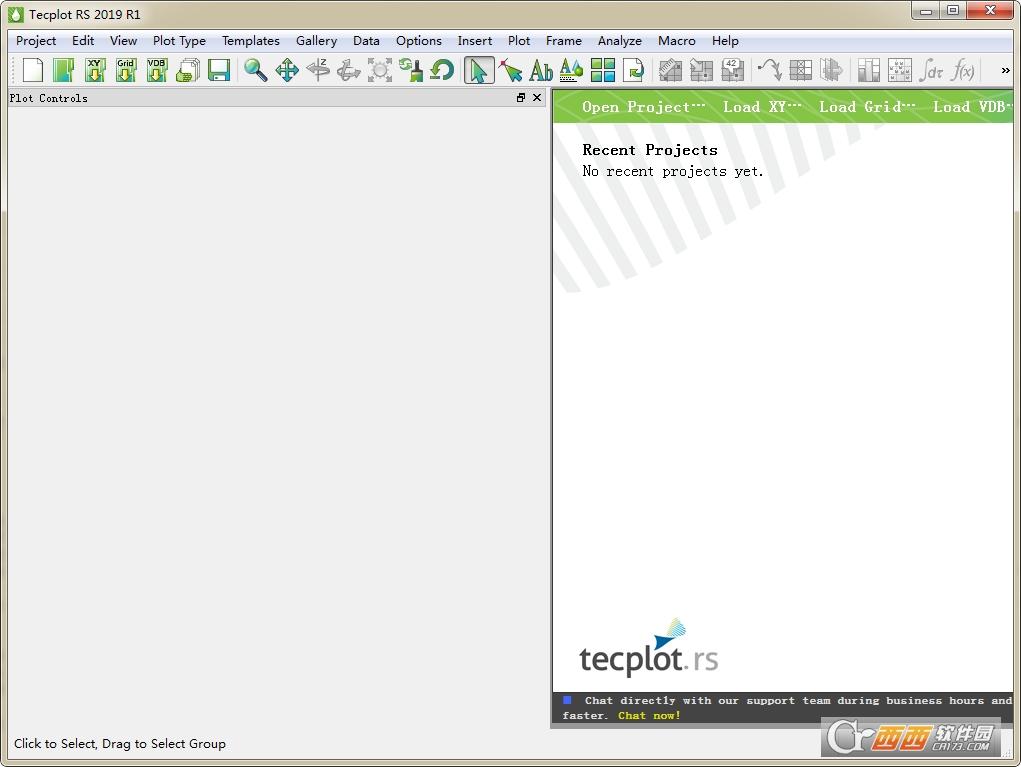 数据分析可视化处理软件Tecplot RS 2019 R1 v2019.1.0.98934 官方最新版