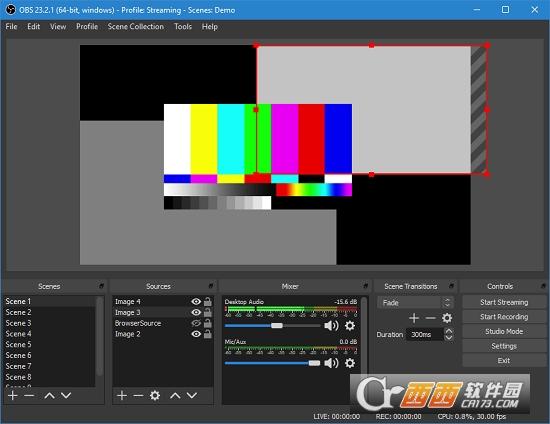 直播软件(OBS Studio)