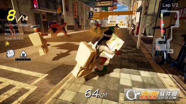 激走马桶竞速Gekisou! Benza Race 免安装硬盘版