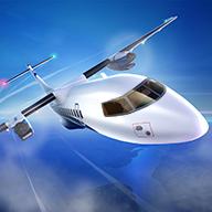 Airplane Flight Pilot Simulator飞机飞行飞行员模拟器游戏