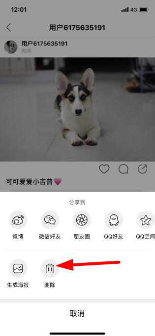 绿洲app在哪删除发的动态图片 绿洲怎么删除动态方法