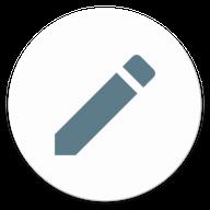 Origin圆形图标包