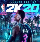 NBA2K20湖人队詹姆斯身形面补MOD绿色版