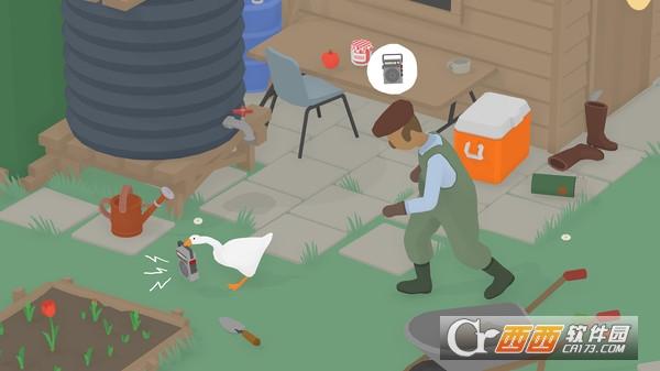无名之鹅Untitled Goose Game 简体中文硬盘版