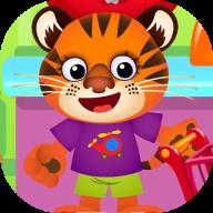 儿童趣味游戏(数学学习)app
