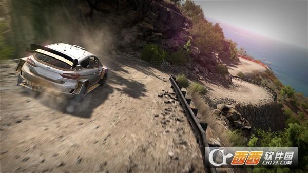 世界汽车拉力锦标赛8(WRC 8) 免安装绿色中文版