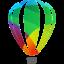 矢量图绘制软件(CorelDRAW)