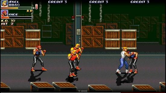 怒之铁拳2X(Streets of Rage 2)