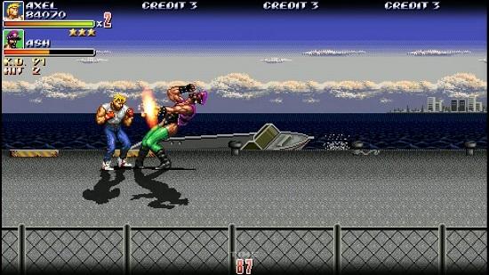 怒之铁拳2X(Streets of Rage 2) 粉丝重制版