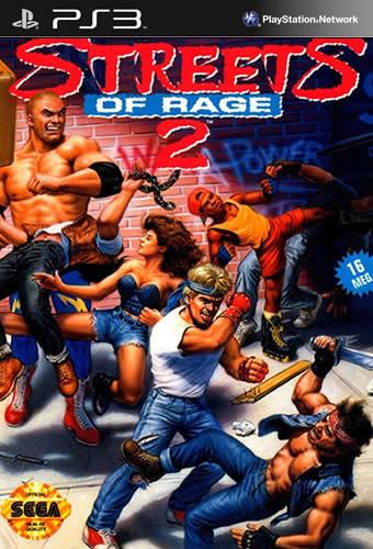 怒之铁拳2X(Streets of Rage 2)粉丝重制版