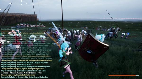 少女文明(Girls civilization) PC中文镜像版