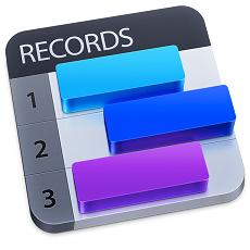 Records(个人数据库管理工具)