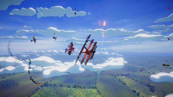 红色翅膀天空的王牌(Red Wings: Aces of the Sky) 免安装硬盘版