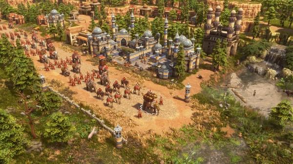 帝国时代3决定版 简体中文硬盘版