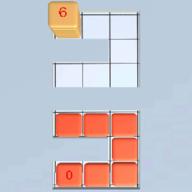 层层折叠拼图游戏