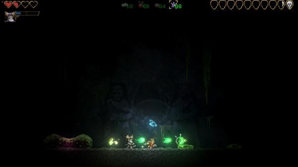 蝙蝠人古代洞窟的谜团