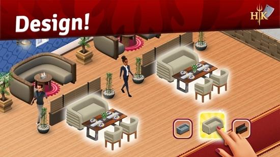 地狱厨房搭配与设计无限金币钻石