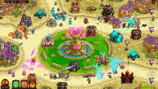 王国保卫战复仇PC版 免安装绿色中文版