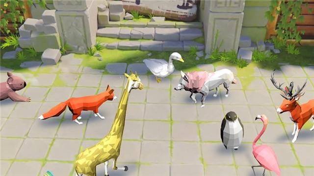 动物派对大乱斗 v2.0