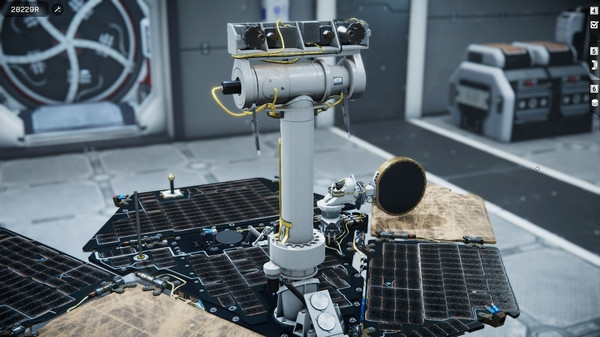 漫游修理工模拟器Rover Mechanic Simulator