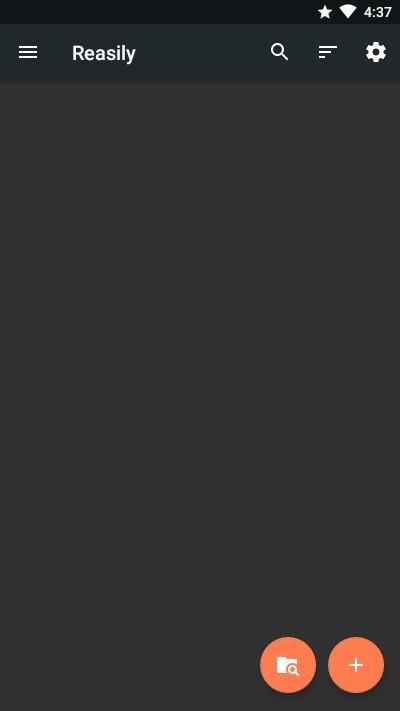 Reasily(EPUB阅读器) v2005b 安卓版