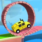 疯狂汽车闯关3D
