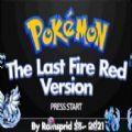 口袋妖怪The Last Fire Red