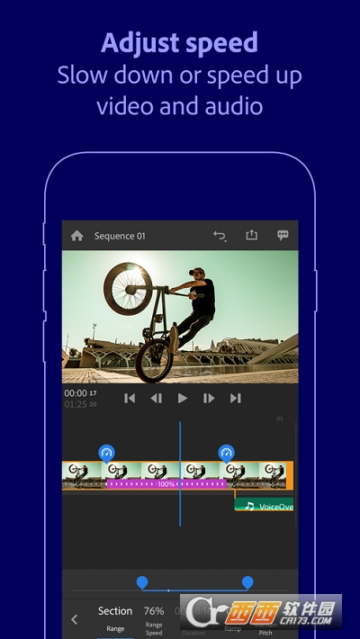 Adobe Premiere Rush手�C版 v1.5.43.999 安卓版