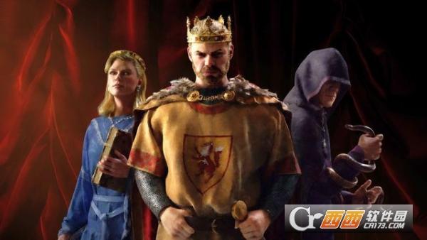 十字�之王3祈求和平MOD �G色版