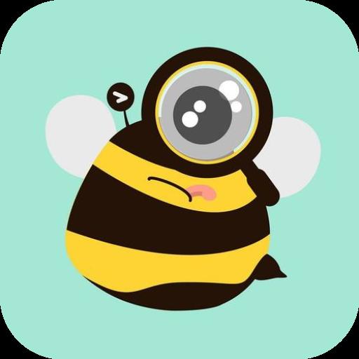蜜蜂追��