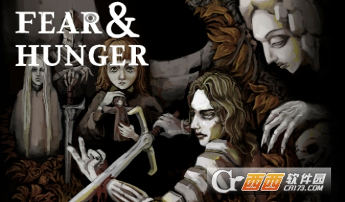 恐�峙c��I(Fear & Hunger)