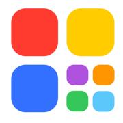 多彩的小部件app