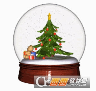 win10桌面圣诞树摆件单文件版 绿色版