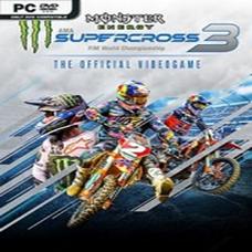 怪物能量超级越野赛车3免DVD补丁