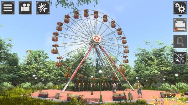 主题公园模拟器(Theme Park Simulator) 免安装绿色中文版
