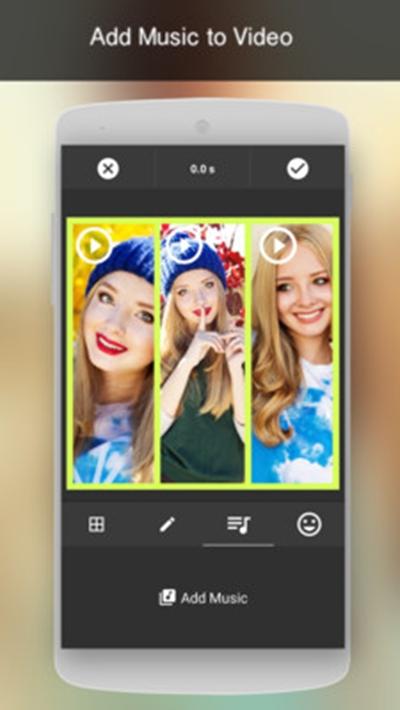 同框视频摄影剪辑工具 v3.3 安卓版