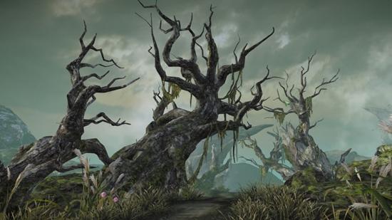 怪物猎人世界冰原崩坏3天鹅湖太刀MOD v1.0 绿色版