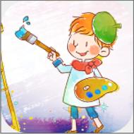 宝宝小画家app