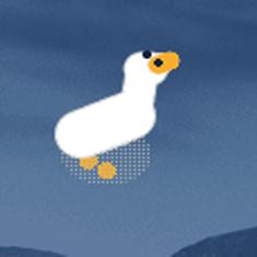 抖音热门小鸭子宠物Desktop Goosev1.0 WIN版