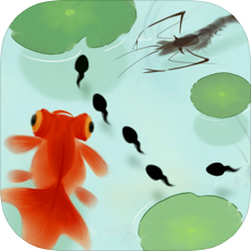 微信墨虾探蝌小游戏