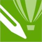 coreldrawx7矢量绘图软件