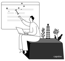 文字编辑效率提升软件Capslox