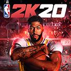 NBA2k20手机版街头满球员大量金币破解存档