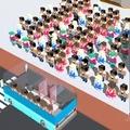 实力挤公交