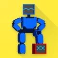 机器人战聚会4人游戏v0.12