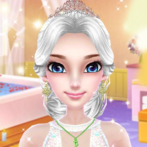 公主的时尚派对换装游戏